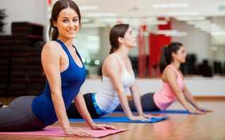 Йога простые упражнения для начинающих