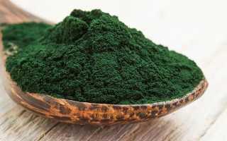 Как использовать водоросли спирулины для похудения?