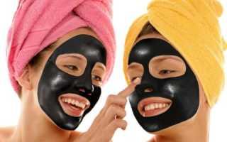 Черная маска в домашних условиях: как сделать популярное средство для лица своими руками