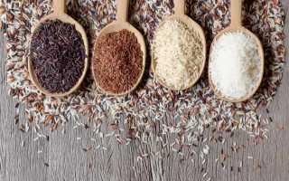 Что такое бурый рис и как его правильно сварить
