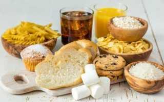 Польза и вред углеводов: список продуктов с высоким и низким содержанием