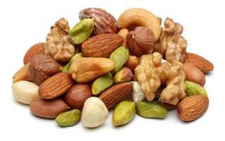 Какие орехи есть при похудении