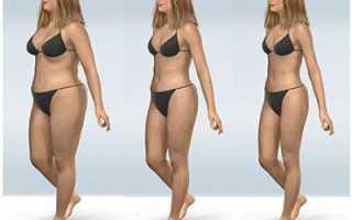 Программа для занятий для похудения