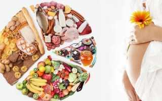 Питание и режим беременной женщины в 1-3 триместрах