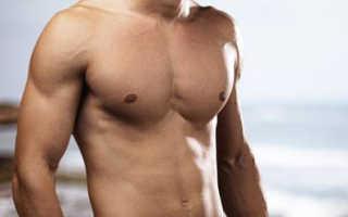 Упражнения для груди для мужчин