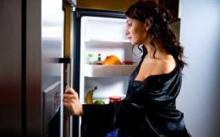 Что можно есть перед сном при похудении