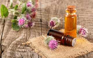 Эффективность использования репейного масла для бровей
