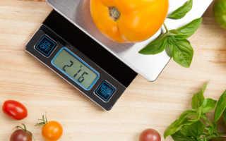 Как похудеть считая калории