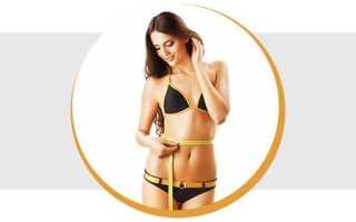 Комплекс эффективных упражнений для похудения дома