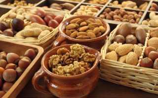 Самые полезные в мире орехи