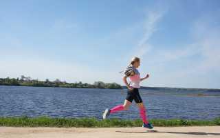 Бег для начинающих для похудения для девушек программа