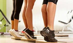 Упражнение для похудения икр ног