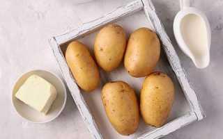 Сколько и как правильно варить картошку для приготовления пюре