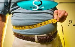 Как быстро похудеть и убрать бока и живот в домашних условиях