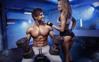 Комплекс упражнений для бодибилдинга для