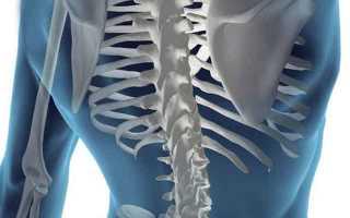 Гимнастика для грудного остеохондроза